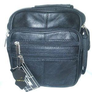 Leather Man Bag